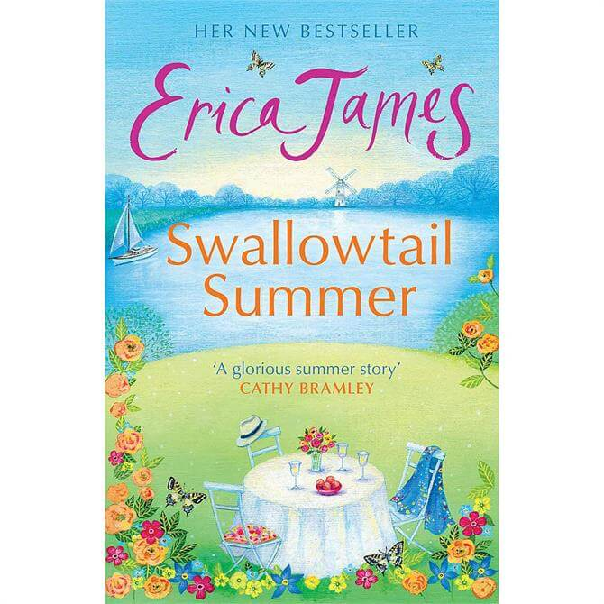 Swallowtail Summer By Erica James (Paperback)